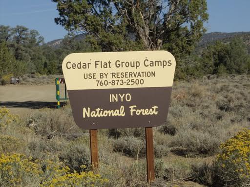 CedarFlatsSign – San Bernardino Valley Amateur Astronomers