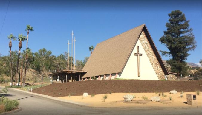 First Christian Church Exterior