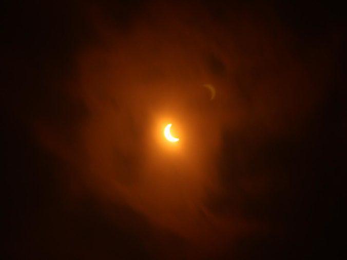 2017 total solar eclipse - Tom Lawson
