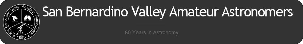 San Bernardino Valley Amateur Astronomers
