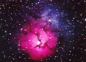 Trifid Nebula Trifid Nebula ©Jason Ware & APOD